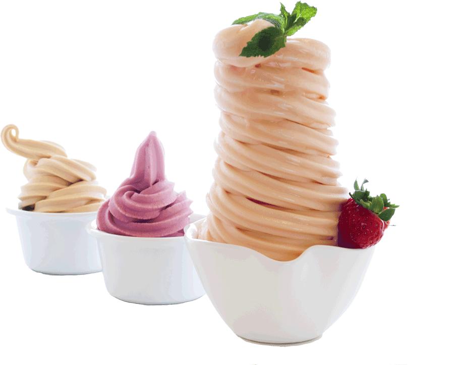 best frozen yogurt powder mix