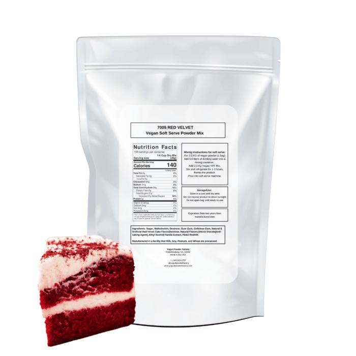 back vegan red velvet bag