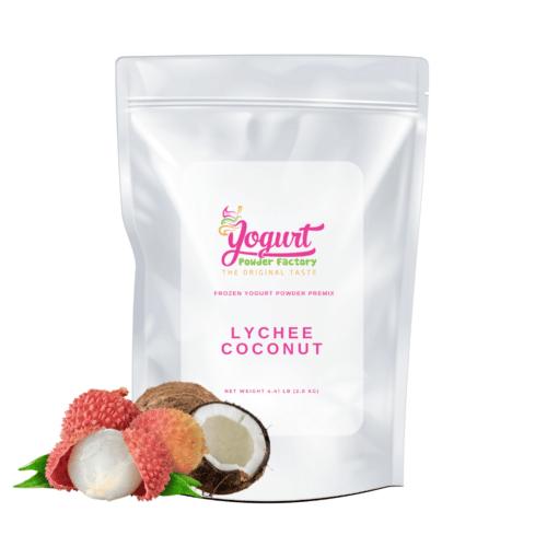 lychee coconut yogurt powder factory premix